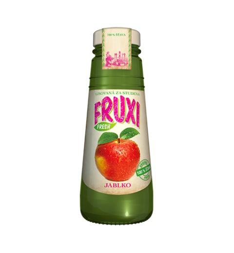 FRUXI FRESH Jablko 0.25L