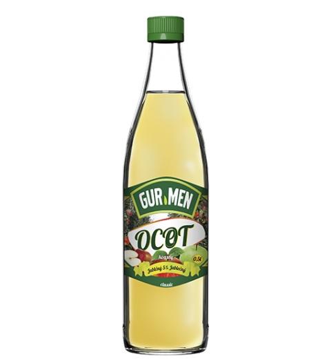 GUR.MEN Ocot jablčný 5% 0.5L CLASSIC