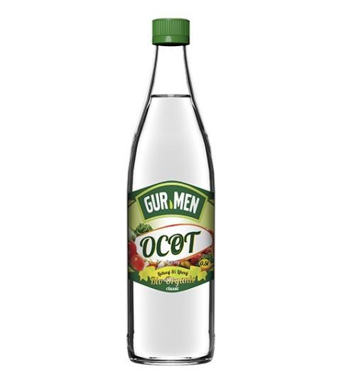 GUR.MEN Ocot BIO - ORGANIC 5% 0.5L CLASSIC