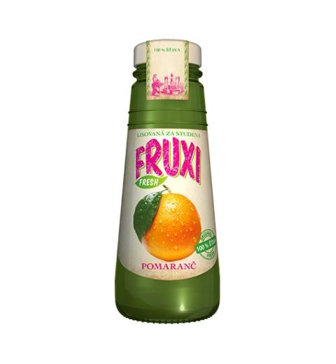FRUXI FRESH Pomaranč 0.25L