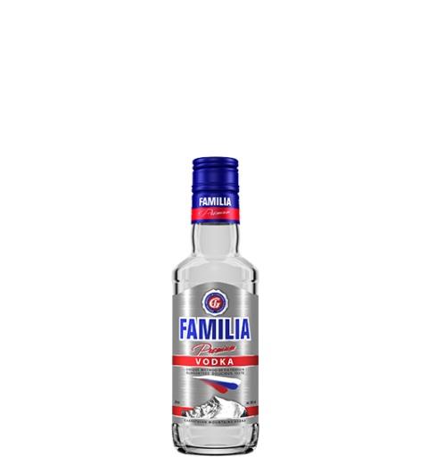 FAMILIA Premium Vodka 38% 0,2L