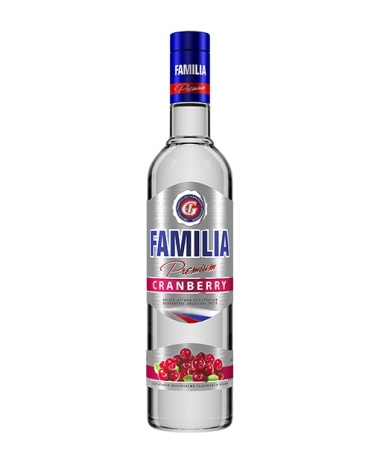 FAMILIA Premium CRANBERRY 38% 0.7L