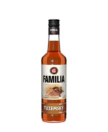 FAMILIA Run Tuzemský 35% 0.5L