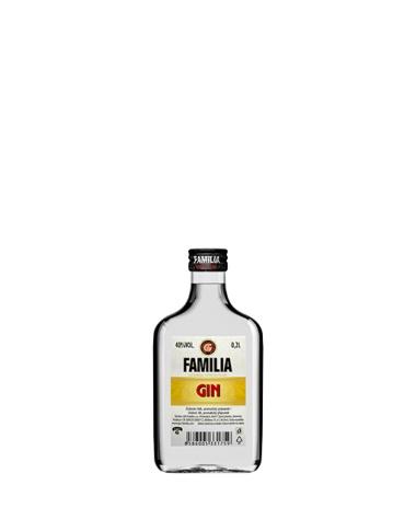 FAMILIA Gin 40% 0.2L