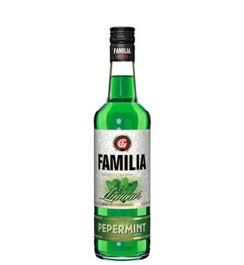 FAMILIA Pepermintový likér 23% 0.5L