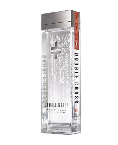 Double Cross vodka 40% 0.7L