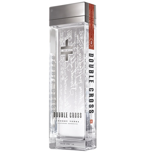 Double Cross vodka 40% 0.7L