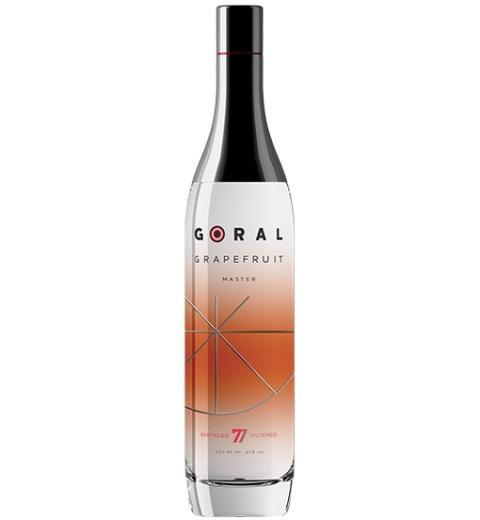 Goral MASTER GRAPEFRUIT 40% 0.7L