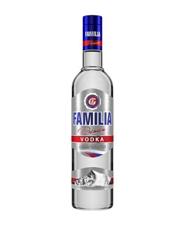 FAMILIA Premium Vodka 38% 0.7L