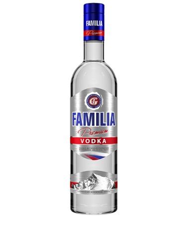 FAMILIA Premium Vodka 38% 1L