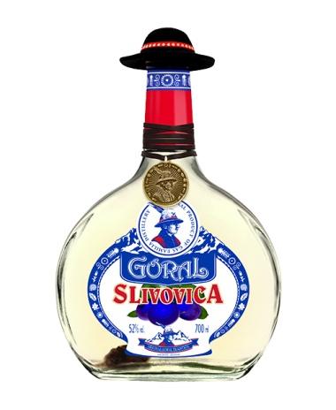 Goral Slivovica 52% 0.7L