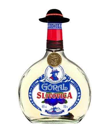 Goral Slivovica 45% 0.7L