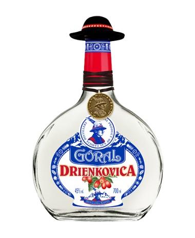 Goral Drienkovica 45% 0.7L