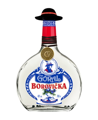 Goral Borovička 40% 0.7L