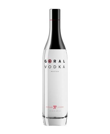 Goral Vodka MASTER 40% 0.7L