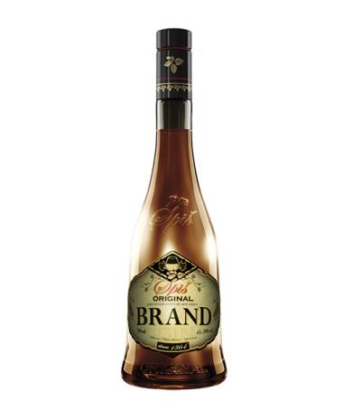 Spiš Original Brand 38% 0.7L