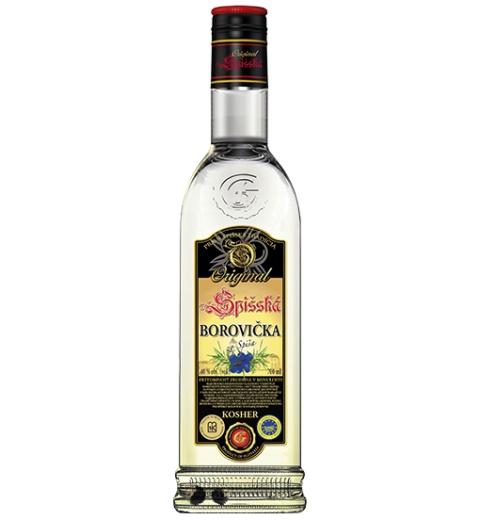 Spišská Borovička Original KOSHER 40% 0.7L