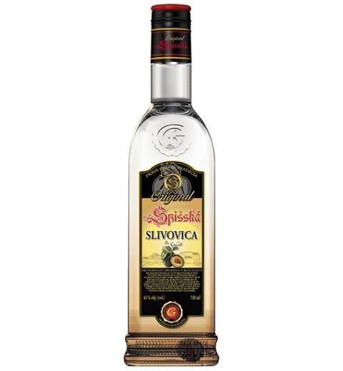 Spišská Slivovica Original 45% 0.7L