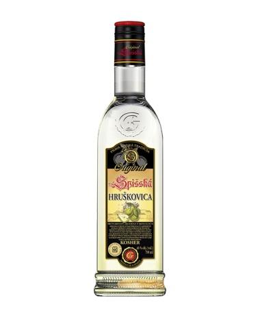 Spišská Hruškovica Original KOSHER 40% 0.7L