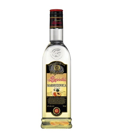 Spišská Marhuľovica Original 40% 0.7L