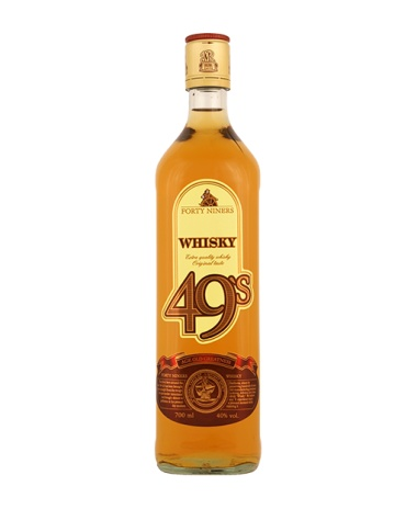 Whisky Forty Niners 40% 0.7L