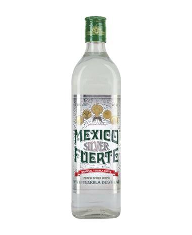 Mexico Fuerte Silver 38% 0.7L