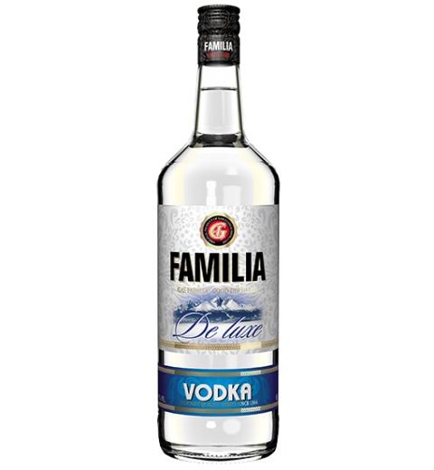 FAMILIA Vodka De Luxe 40% 1L