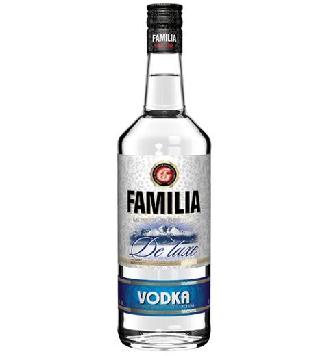 FAMILIA Vodka De Luxe 40% 0.7L