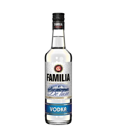 FAMILIA Vodka De Luxe 40% 0.5L