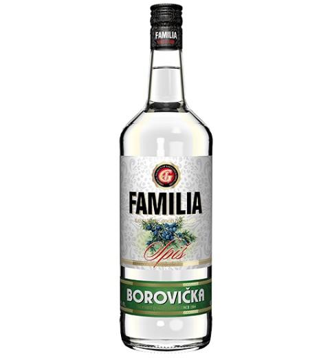 FAMILIA Borovička 40% 1L