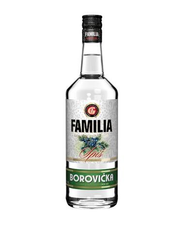 FAMILIA Borovička 40% 0.7L
