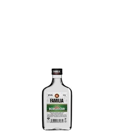 FAMILIA Borovička 40% 0.2L