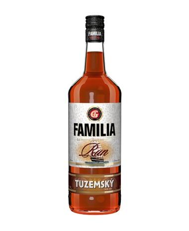 FAMILIA Run Tuzemský 40% 1L