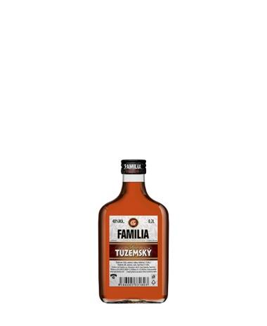 FAMILIA Run Tuzemský 40% 0.2L
