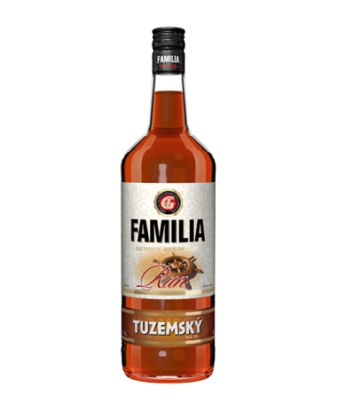 FAMILIA Run Tuzemský 35% 1L