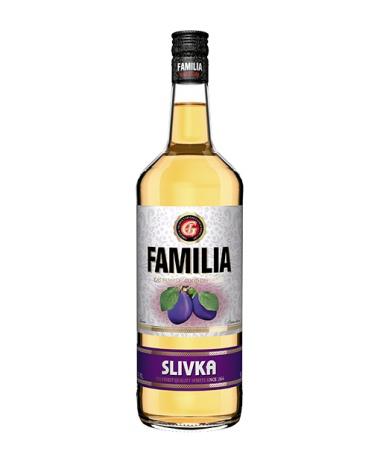 FAMILIA Slivka 38% 1L
