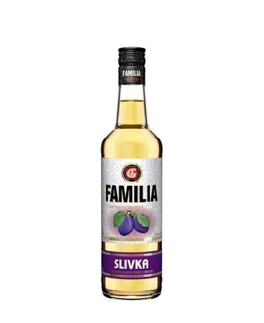 FAMILIA Slivka 38% 0.5L