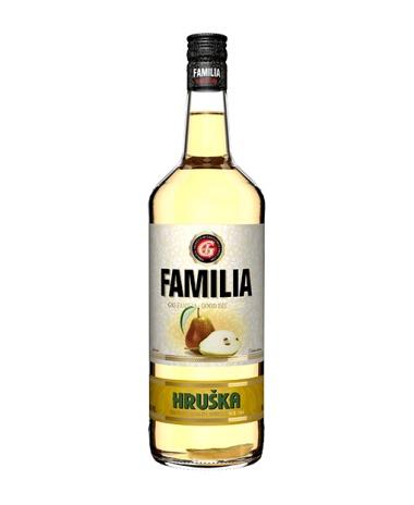 FAMILIA Hruška 38% 1L