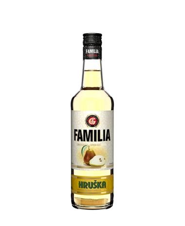 FAMILIA Hruška 38% 0.5L