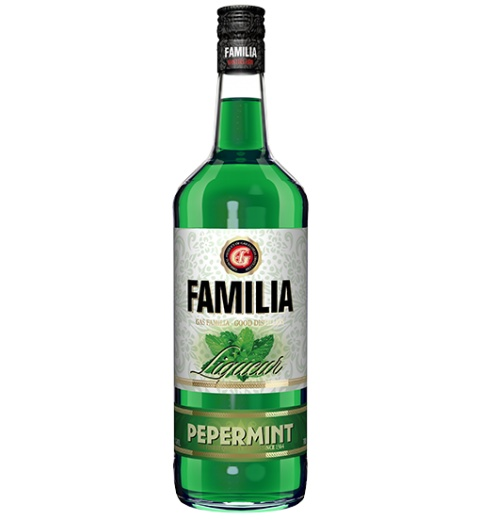 FAMILIA Pepermintový likér 23% 1L