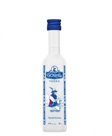 Goral Vodka traditional 40% 0.05L