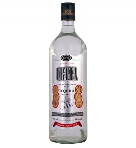 Tequila Orita Silver 38% 0.7L