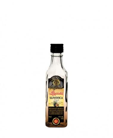 Spišská Slivovica Original 45% 0.05L