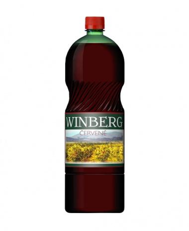 WINBERG červené 9,5% 1.5L