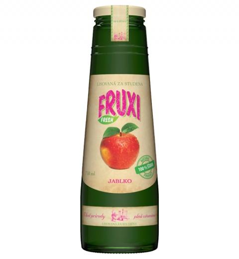 FRUXI FRESH Jablko 0.75L