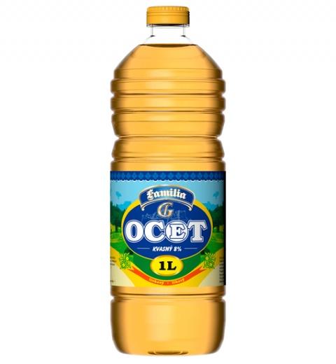 GAS Ocot kvasný liehový 8% 1L