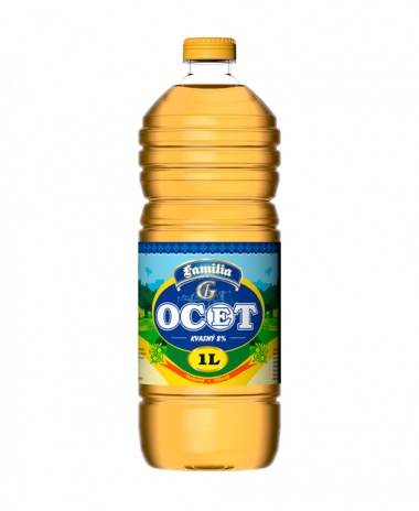 GAS Ocot BIO kvasný liehový 8% 1L
