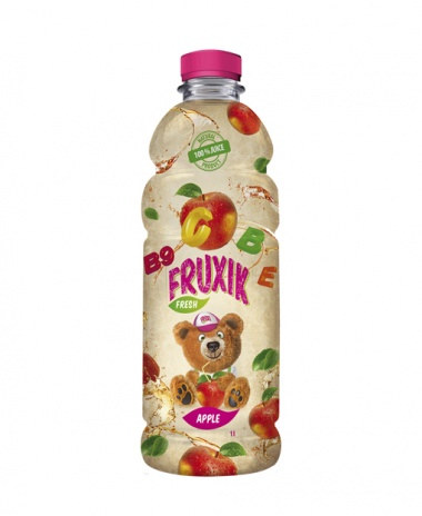 FRUXIK FRESH Jablko 1L PET dets.
