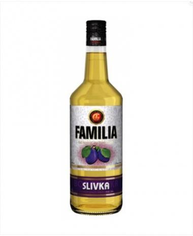 FAMILIA Slivka 38% 0.7L