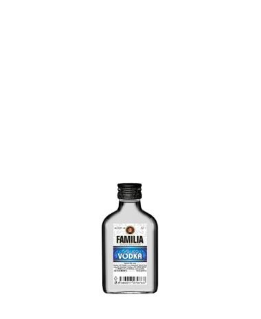 FAMILIA Vodka De Luxe 37.5% 0.1L